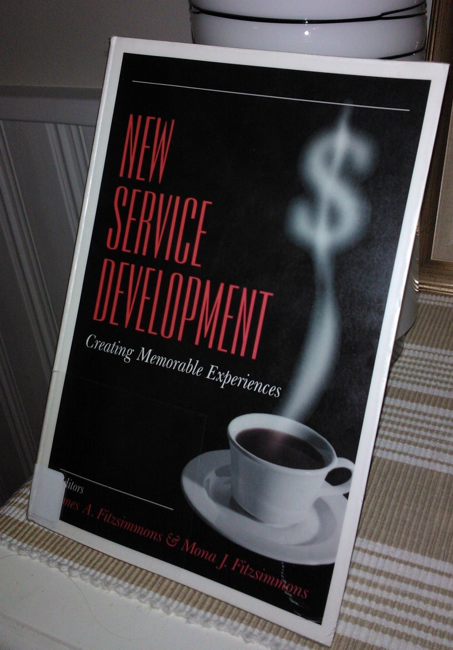 Book Review  New Service Development  Creating Memorable