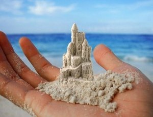 Imagine what you can do with your ideas if you could do this out of sand. Source: http://www.wjunction.com/5-general-discussion/174436-amazing-sand-art.html