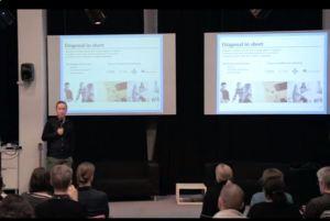 Diagonal – designing servicescape for Fimlab