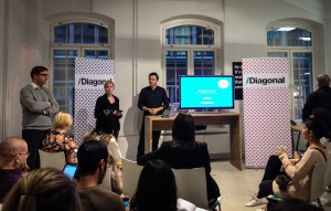 Diagonal and Finavia presenting Travellab.