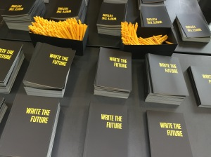 Write the future