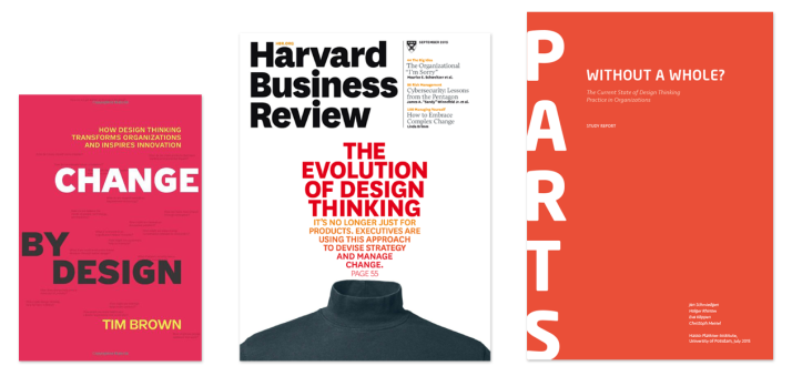 Design Thinking Literature 2015
