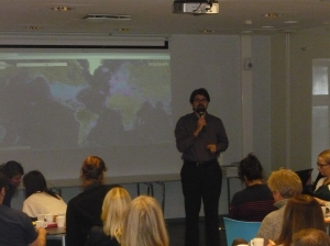 Roberto Corsini, Open Data Community Manager