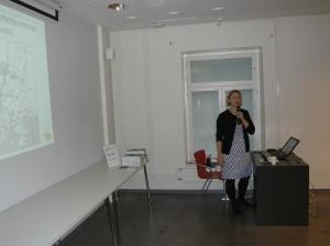 Tuuli Toivonen, Reader, Helsinki University