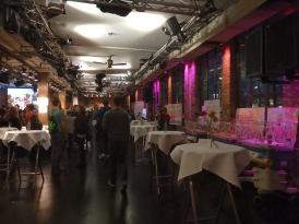 conference café