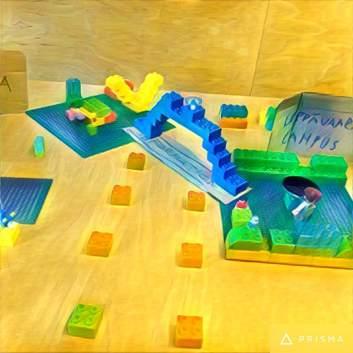 Prototyping with Legos