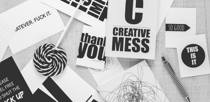 Creative mess or just a mess?