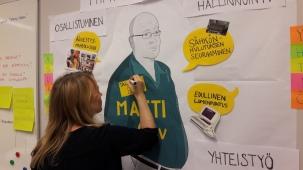 Matti in the making