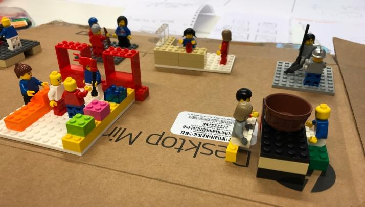 lego prototype