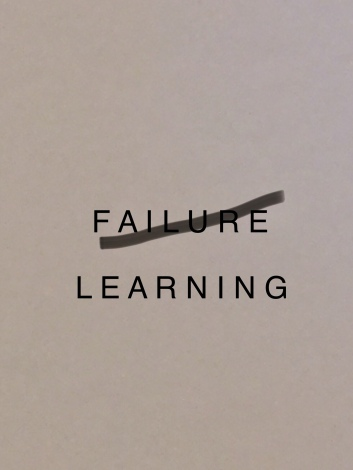 learn failure